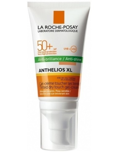 LA ROCHE-POSAY Anthelios XL Anti-Shine Tinted Dry Touch Gel-Cream SPF 50+ 50ml