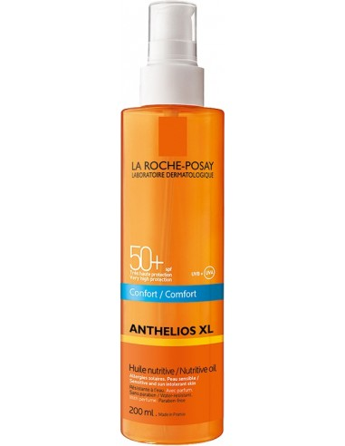 LA ROCHE-POSAY Anthelios Confort Nutritive Oil SPF 50+ 200ml