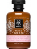 APIVITA Rose Pepper Shower Gel 300ml