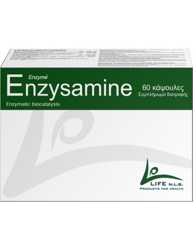 LIFE NLB Enzysamine 60caps