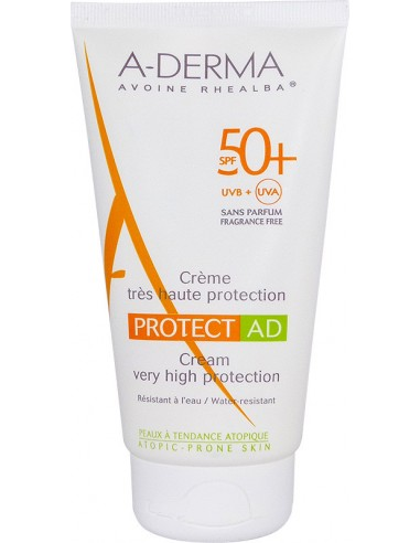 A-DERMA PROTECT Protect Ad Creme Tres Haute Protection SPF 50+  150ml