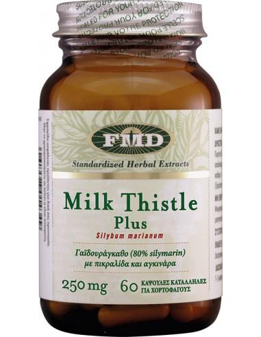 FMD (FLORA) UDO' S CHOICE Milk Thistle Plus 250mg 60 Caps