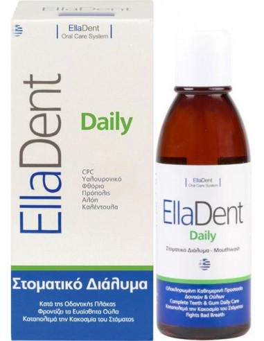 ELLADENT Daily Mouthwash 500ml