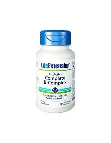 LIFE EXTENSION Complete B-Complex 60 Veg.Caps