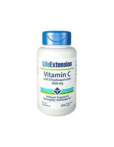 LIFE EXTENSION Vitamin C with Dihydroquercetin 1000mg