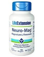LIFE EXTENSION Neuro-Mag Magnesium L-Threonate 90 Veg.Caps
