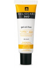 HELIOCARE 360 gel oil-free dry touch SPF50, 50ml
