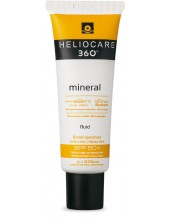 HELIOCARE 360 Mineral Fluid SPF50+, 50ml