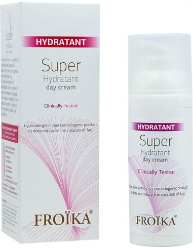 FROIKA Super Hydratant Day Cream 50ml