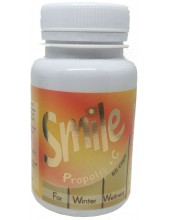 SMILE Propolis & Vitamin C 60caps