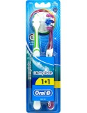 ORAL-B Complete 5 Way Clean 40 Medium 1+1