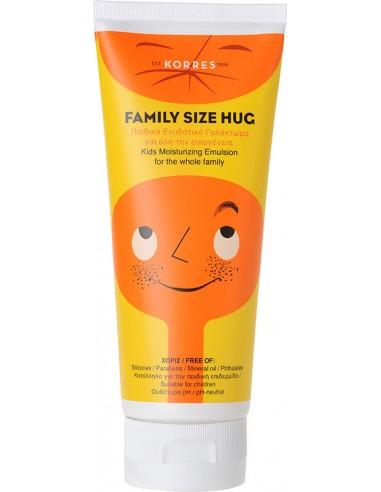 KORRES Family Size Hug Moisturizing Emulsion 200ml