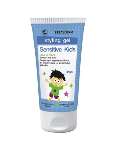 FREZYDERM Sensitive Kids Hair Styling Gel 100ml