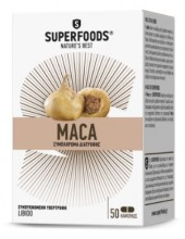 SUPERFOODS MACA 50 Caps