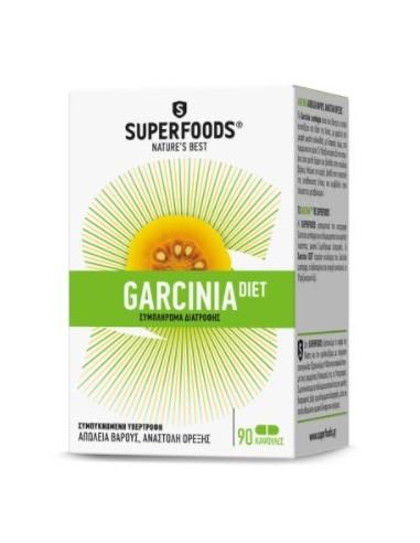 SUPERFOODS Garcinia Diet 90 Vegan Caps