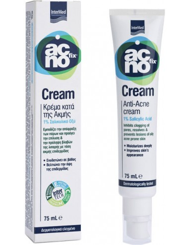 INTERMED Αcnofix Cream 75ml