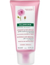 KLORANE Gel Contitioner with Peony Soothing & Anti-irritating 200ml
