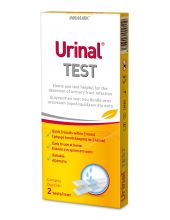 Walmark URINAL TEST Contains 2 Tests