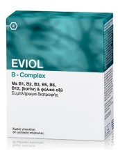 EVIOL B-Complex 30 SoftCaps