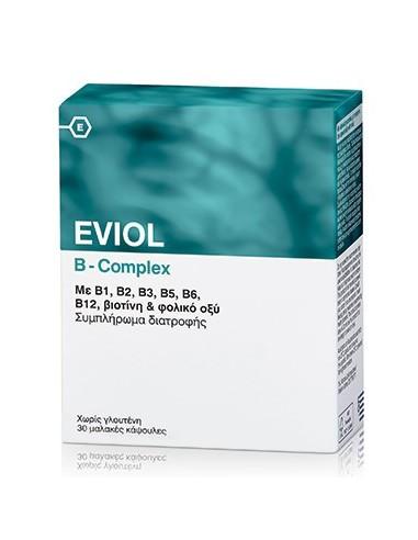 EVIOL B-Complex 30 SoftCaps