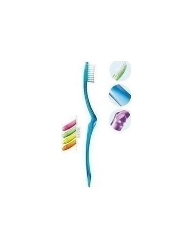 ELGYDIUM Creation Neon Toothbrush Medium 1 τεμάχιο