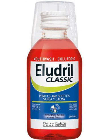 ELGYDIUM Εludril Classic Solution 200ml