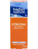 HIGHER NATURE Citricidal Grapefruit Seed Extract 45ml