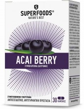 SUPERFOODS Acai Berry 30caps