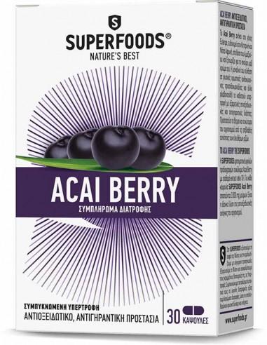 SUPERFOODS Acai Berry 30caps