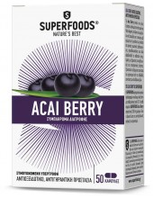 SUPERFOODS Acai Berry 50caps