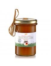 SMILE Premium Greek Flowers Honey with Sage Organic 410gr