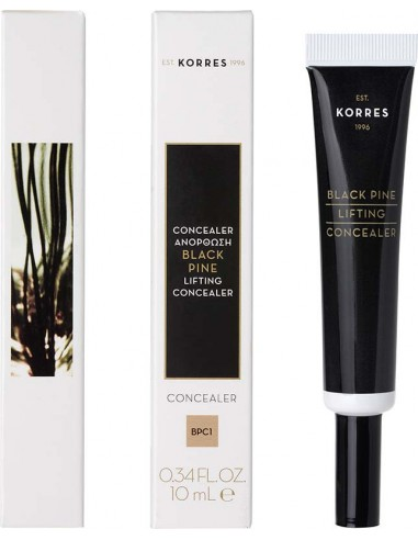 KORRES Black pine Lifting Concealer BPC1 10ml