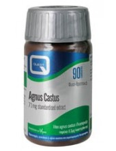 QUEST AGNUS CASTUS 71 MG EXTRACT 90 TABS