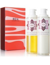 REN Moroccan Rose Otto Duo Gift