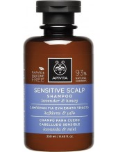 APIVITA Shampoo Sensitive Scalp 250ml