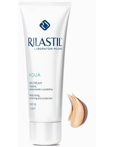 RILASTIL Aqua BB Cream Light 40ml