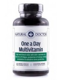 NATURAL DOCTOR One a Day Multivitamin 60 Veg.Caps
