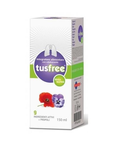 EURO-PHARMA Tusfree Syrup 150ml