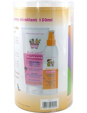 KLORANE Petit Junior Gel Douche Βατόμουρο 200ml & KLORANE Petit Junior Soin demelant sans rincage 150ml