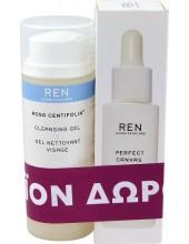 REN Perfect Canvas 30ml + ΔΩΡΟ Rosa Centifolia Cleansing Gel 50ml